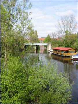 Billekanal in Hamm
